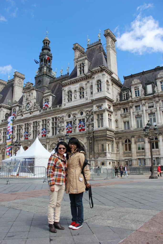 Tòa thị chính của Pháp